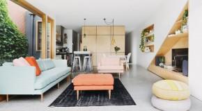 Utterly Stunning Australian Holden Street Residence Interior Renovation