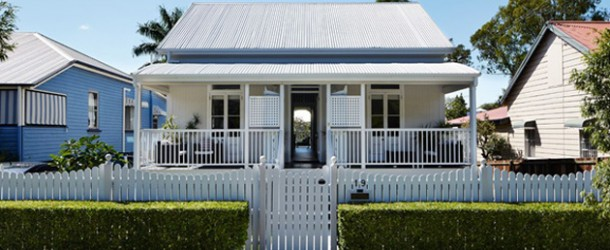 Incredible Transformation of the Old Cottage Home Into a Kent Road Home in Australia