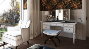 20 Beautiful Make-up Table with Mirror in the Bedroom