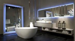 Gorgeous Modern Rifra Bath Furniture and Washbasins