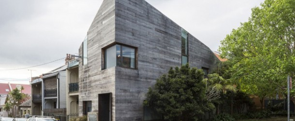 Stirling Residence in Australia With Unique Height Scale
