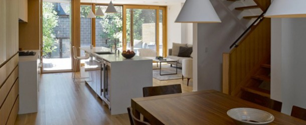 A Look at the Efficient Light System in the Three Dormer House in Canada