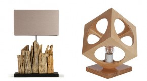 20 Wooden Table Lamps for Home Decors Choices