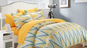20 Yellow Duvet Sets for a Happy and Gaiety Bedroom