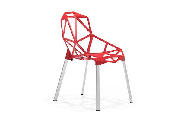 modern aluminum chairs furniture