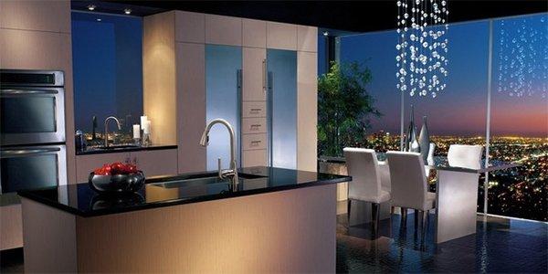 modern condo kitchen design ideas. small spaces beautiful condo