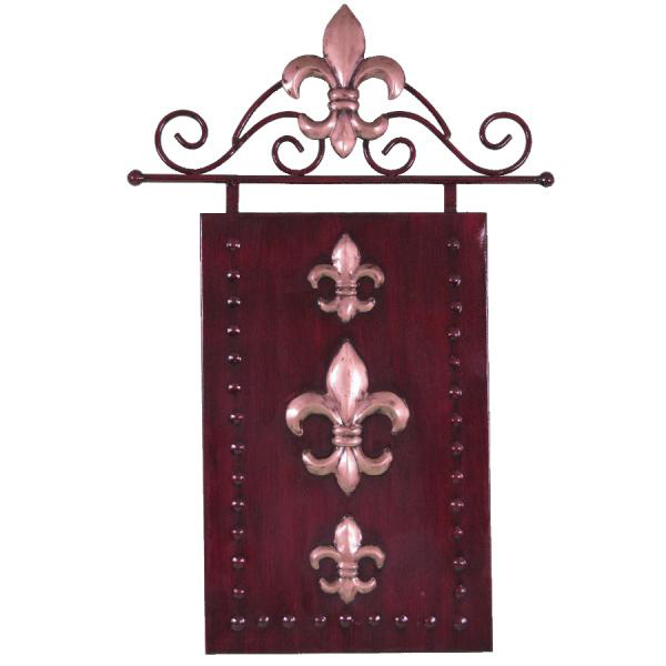 20 Fleur De Lis Home Decors For The Walls Home Design Lover