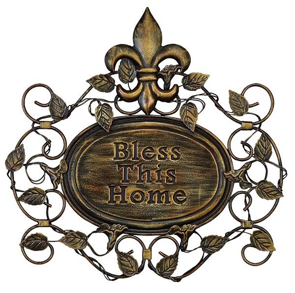 20 Fleur de Lis Home Decors for the Walls   Home Design Lover