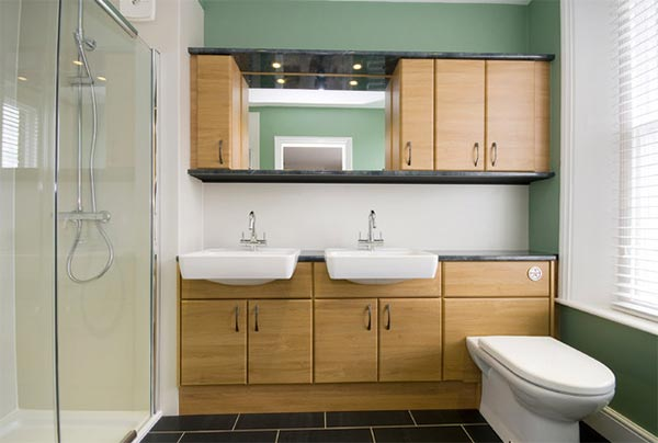 Utopia Oak Bathroom Furniture