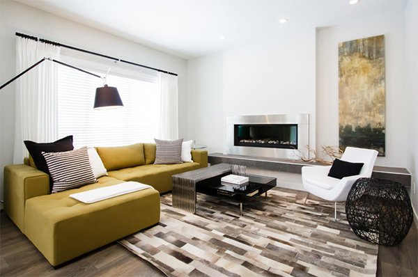 20 Design Ideas for Condo Living Areas | Home Design Lover