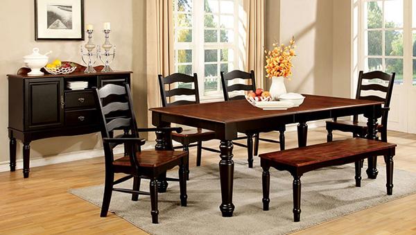 Margot 6 Piece Dining furnitures