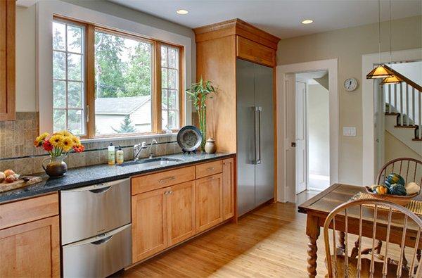 arranging appliances