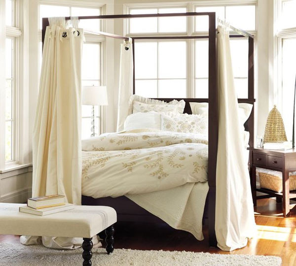 20 Queen Size Canopy Bedroom Sets : Home Design Lover