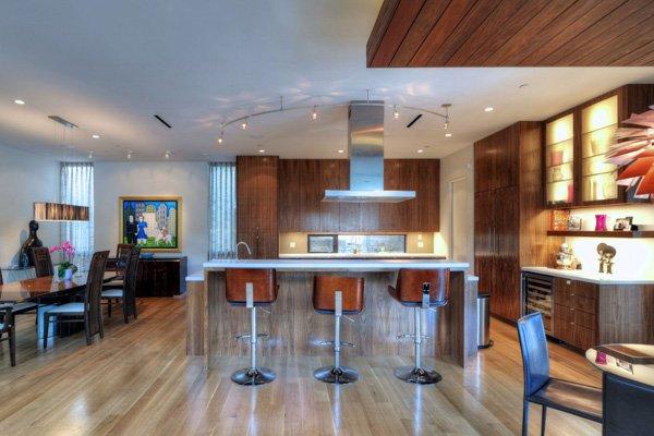 steel kitchen furniture