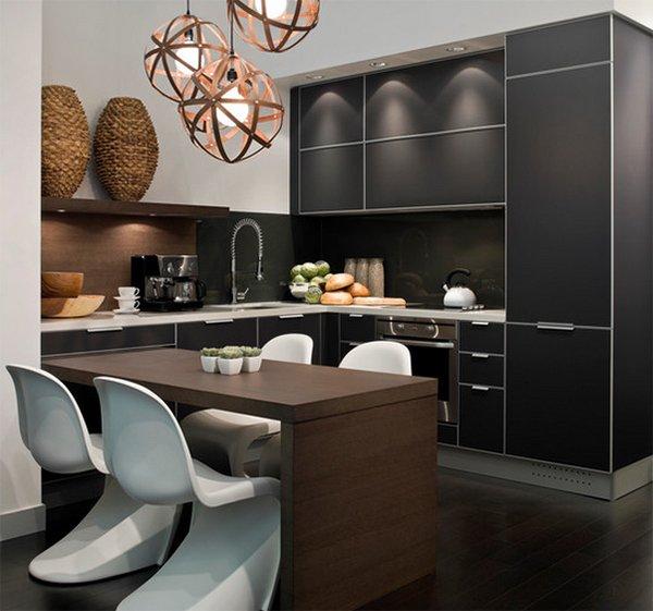 20 Dashing and Streamlined Modern Condo Kitchen Designs – Condo Kitchen
