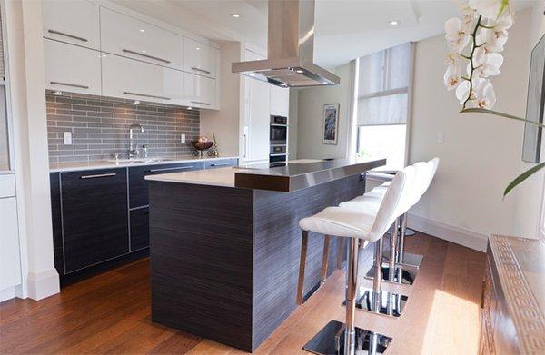 20 Dashing and Streamlined Modern Condo Kitchen Designs – Condo Kitchen Remodel