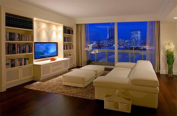 Living Room Design Ideas Condo 20 design ideas for condo living areas | home design lover