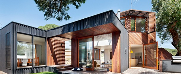 Stunning Renovation of the Ark House in Australia
