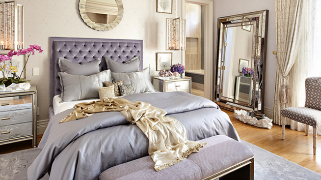 20 contemporary bedrooms with silver accents home design lover
