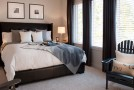 20 Ravishing Black Drapes for the Bedroom