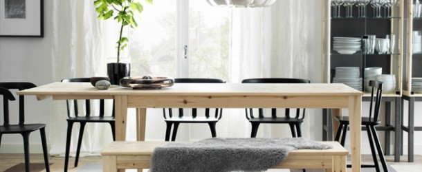 dining tables bench
