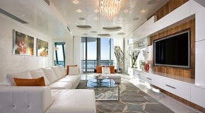 Luxurious and Inviting Jade Ocean Penthouse in Florida