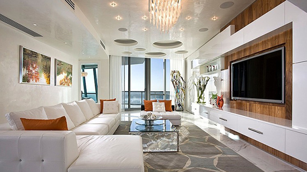 Luxurious and inviting jade ocean penthouse in florida for Jade ocean penthouse
