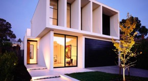 Splendid Ambiance Disclose in the Robinson Concept Home in Melbourne, Australia