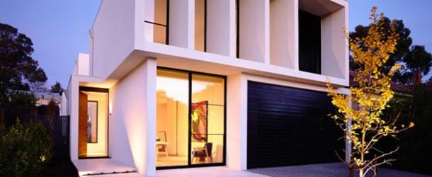Splendid Ambiance Disclose in the Robinson Concept Home in Melbourne, Australia