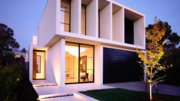 Splendid ambiance disclose in the robinson concept home in melbourne