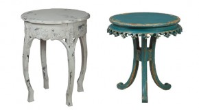 20 Wear and Tear Appeal of Shabby Chic Accent Table