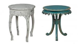 shabby table