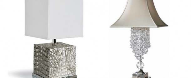 20 Silver Table Lamps for Home Decors