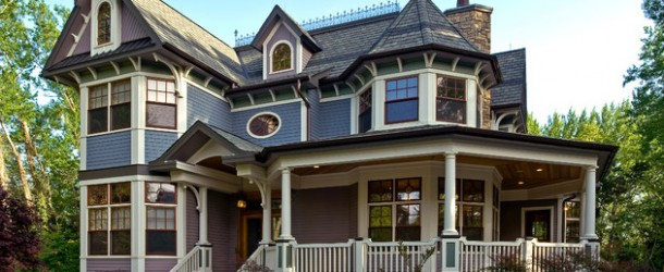 20 Home Designs Reflecting Victorian Architecture