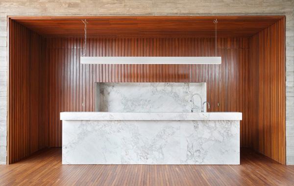 tiled table wooden floor