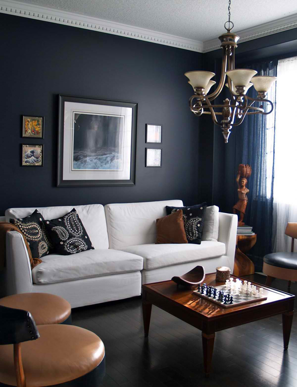20 nifty living rooms with bronze accents home design lover for Bronze living room ideas