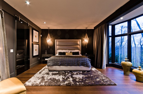 bedroom elegant design