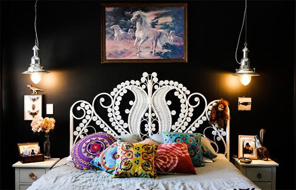 20 Stylish Dream Bedroom Headboards for Ladies