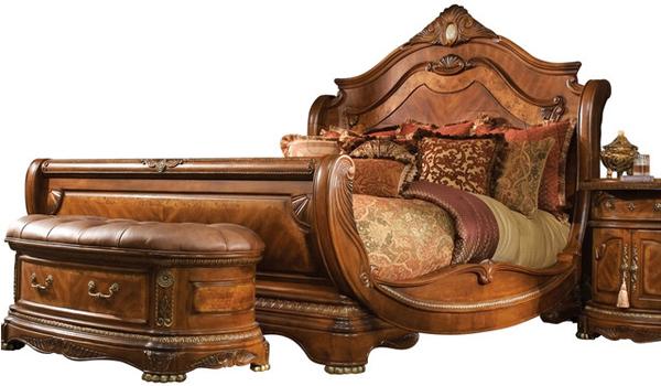 dark wood furnitures