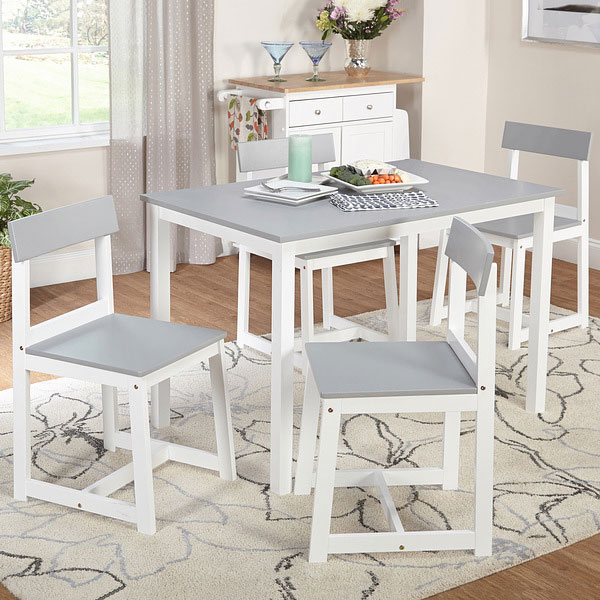 dining set - 20 Small Dining Table Designs To Free-up Spaces Home Design Lover
