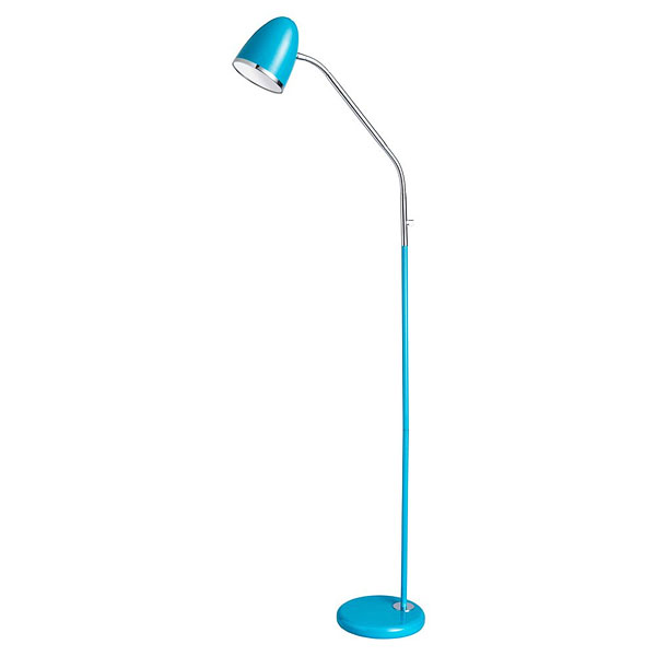 22 Audacious Shades Of Blue Floor Lamp Home Design Lover