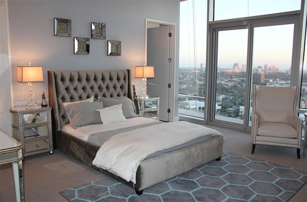 formal conservative gray condo bedrooms home design lover decorating bedroom small apartment interior ideas - Condo Bedroom Design