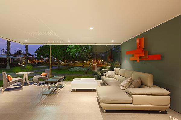 cool living room light