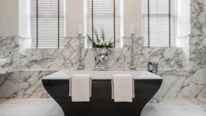 bathrooms silver