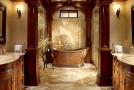 20 Classy Bronze Accents in the Bathroom