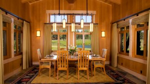 craftsman dining