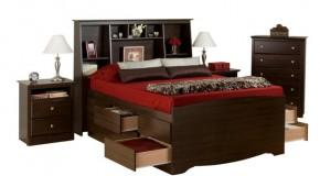 20 Darling Dark Wood Bedroom Furniture