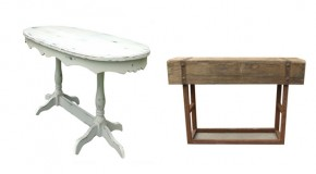 Rustic Appeal of 20 Distressed Wooden Kitchen Tables
