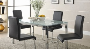 20 Small Dining Table Designs to Free-up Spaces