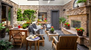 Spend Summer in Stunning and Relaxing Outdoor Spaces
